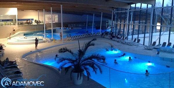 Wellness paketi s noćenjem – Aquapark Adamovec