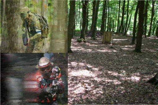 Paintball za samo 59 kn na više od 10 000 m2 stare bukove šume - kompletna oprema, i nezaboravna adrenalinska avantura
