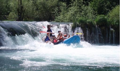 Rafting ili kajaking na Mrežnici za samo 99 kn - uživajte u nezaboravnoj adrenalinskoj avanturi sa iskusnim skiperom