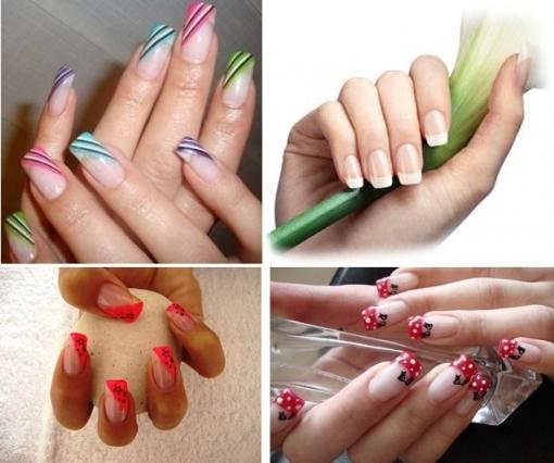 Geliranje noktiju po metodi Catherine i nail art za samo 96 kn umjesto 320 kn - podarite svojim noktima novi, prekrasan izgled