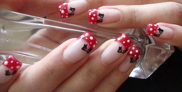 Geliranje noktiju po metodi Catherine i nail art za samo 96 kn umjesto 320 kn - podarite svojim noktima novi, prekrasan izgled - slika 2