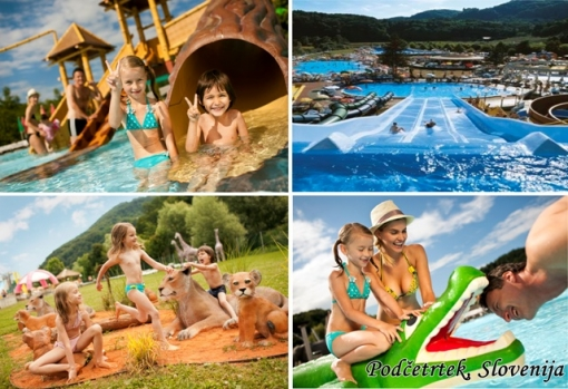Aquapark Luna - cjelodnevna ulaznica za 49kn