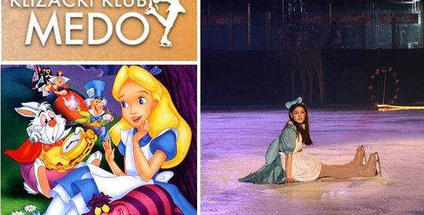 Spektakl na ledu - Alisa u zemlji čudesa za 15kn