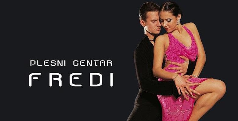 Fredi plesni centar - početni tečaj latino ili latinoameričkih i društvenih plesova