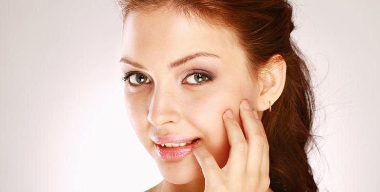 Trajna depilacija dijela lica po izboru SHR metodom - 1 tretman za samo 29 kn!