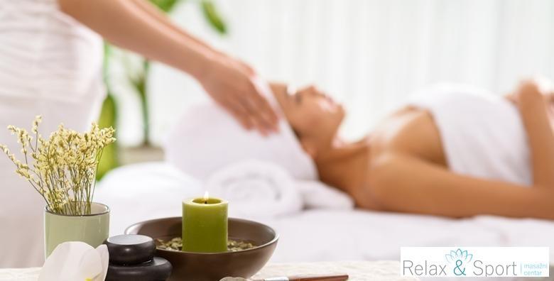 Antistres masaža cijelog tijela u trajanju 60 minuta u centru grada za 89 kn!