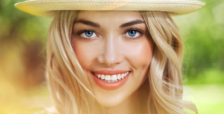 [IZBJELJIVANJE ZUBI] Predivan osmijeh pomoću gela u samo 2 dolaska - Smilite tehnologija s LED svjetlima za 199 kn!