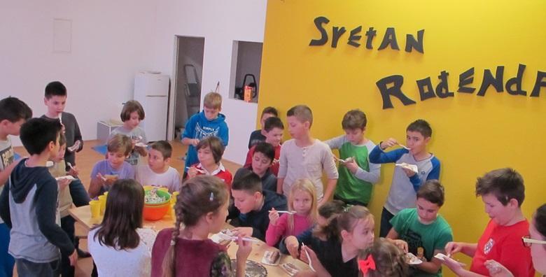 Dječji sportski rođendan, 2 sata zabave za 15 - ero djece uz animatore i sportsko natjecanje između 4 tima za 599kn!