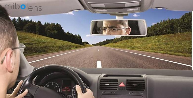 Par progresivnih dioptrijskih leća uz kontrolu vida - visoka rezolucija vida bez obzira na udaljenost i svjetlosne uvjete za 1.999 kn!