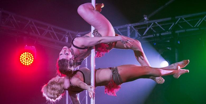 Ples na šipci - povećajte samopouzdanje i oblikujte tijelo uz sve popularniji ples kroz početni tečaj za 125kn!