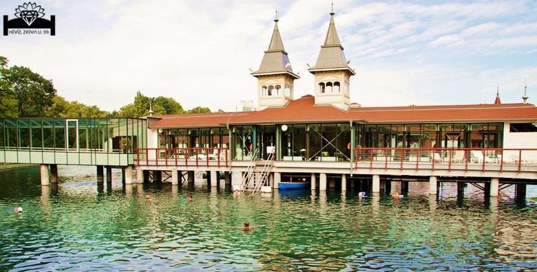 [MAĐARSKA] 3 dana s doručkom za dvoje u simpatičnom gradiću Hevizu, poznatom po najvećem termalnom jezeru u Europi za 675 kn!