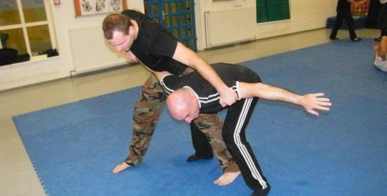 Instiktivna samoobrana - mjesec dana treniranja uz iskusnog instruktora s naglaskom na individualan pristup za samo 79 kn!