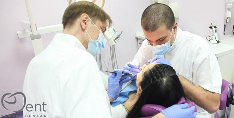 Lasersko čišćenje zubi, zubnog kamenca i zubnih džepova uz pregled za 1.250 kn!