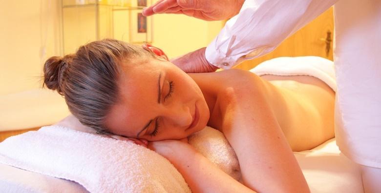 Medicinska masaža leđa i vrata za 79 kn!