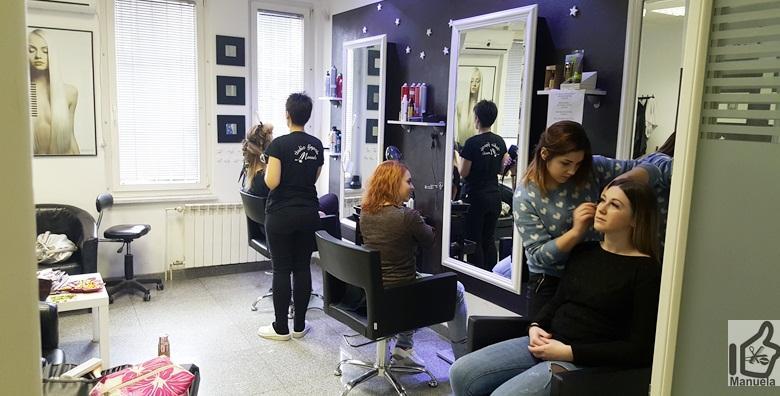 Botox za kosu, šišanje vrućim škarama i fen frizura za sve dužine kose za 119 kn!