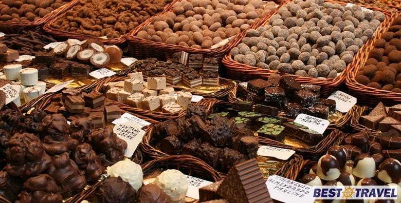 [OPATIJA] Festival čokolade s adventskim ugođajem uz cjelodnevni izlet s prijevozom 4.12. za 105 kn!