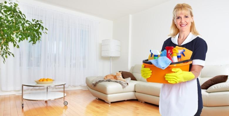 Čišćenje stana, kuće ili poslovnog prostora svih veličina već od 89 kn!