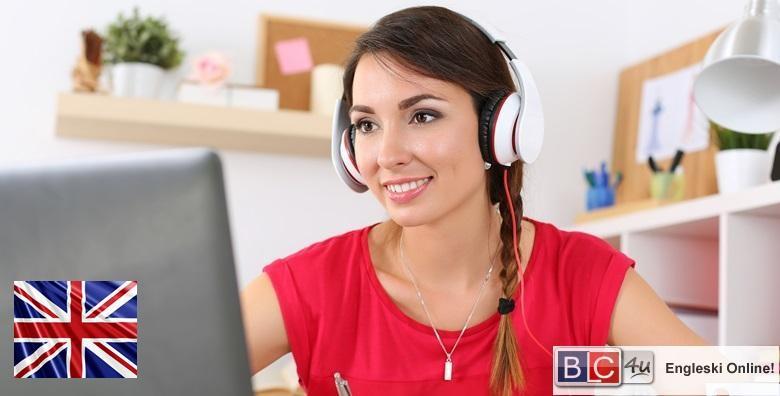 Online tečaj engleskog u trajanju 120 sati - odobren od strane British Language centra za 149 kn!