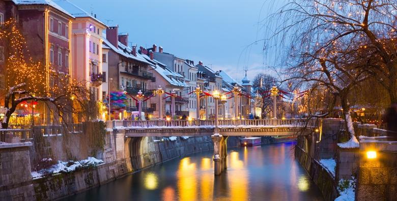 [ADVENT U SLOVENIJI] Oduševite se Bledom i Ljubljanom uz cjelodnevni izlet s prijevozom u 12. mjesecu za 149 kn!