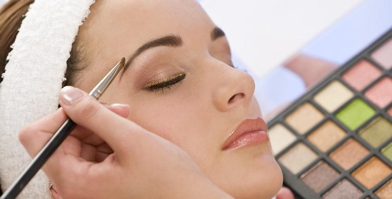 Make-up radionice Nefertiti u trajanju 4 sata za 149 kn!
