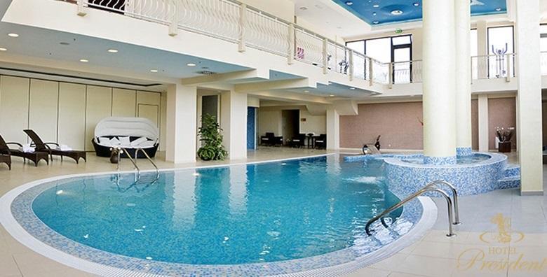 [SOLIN] Hotel President***** - 3 ili 4 dana s doručkom i neograničenim wellnessom za dvoje od 1.050 kn!