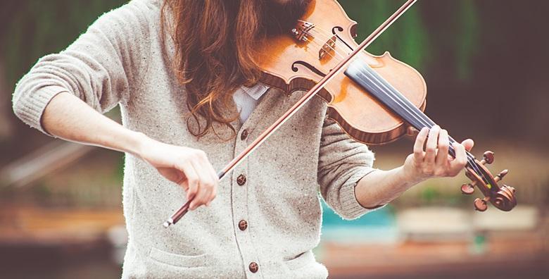 Individualni tečaj sviranja ukulela, tambure, violine, flaute ili harfe u trajanju mjesec dana za 399 kn!