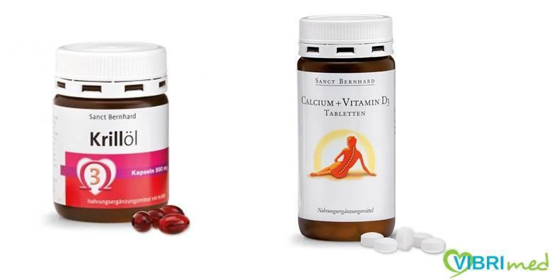 Krilovo ulje u kapsulama, kalcij i vitamin D - najučinkovitija kombinacija za normalan rad srca i zdravlje kostiju za 169 kn!