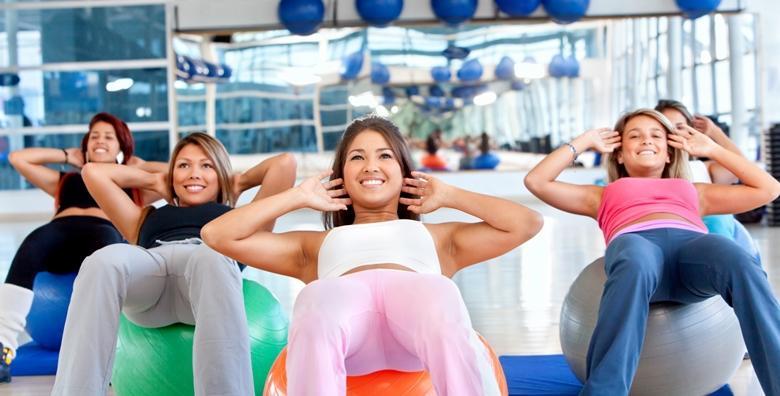 Grupni treninzi neograničeno mjesec dana - zumba, pilates, extreme, tae-bo, step & shape, aero-tbc za 149 kn!