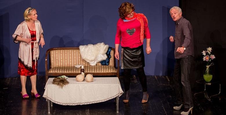 Predstava Sarmica 13.11. u Lisinskom za samo 39 kn!