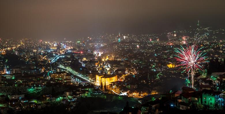 [NOVA GODINA] Sarajevo - najluđa noć u gradu dobre zabave za 799 kn!