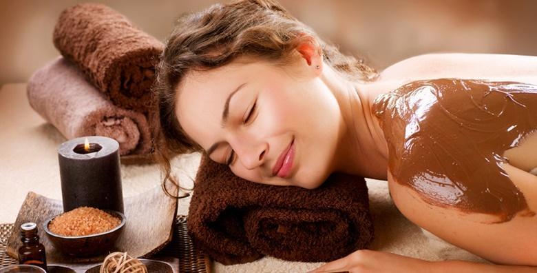 Masaža cijelog tijela čokoladnim uljem u trajanju 60 minuta za 119 kn!