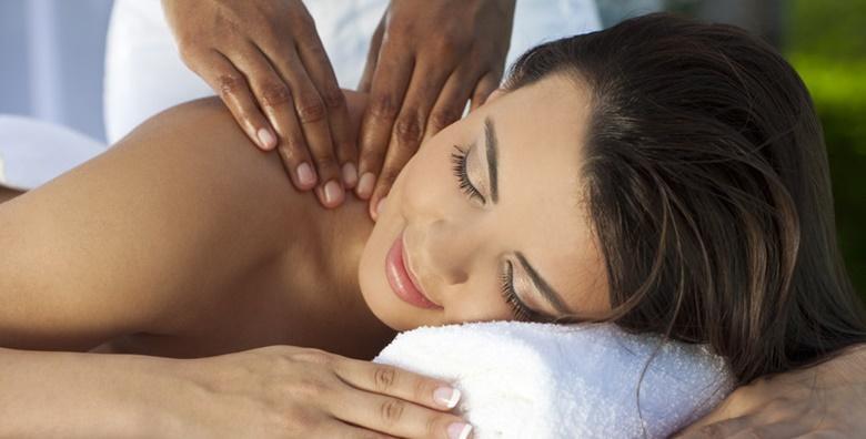 Aromaterapijska masaža i aparativna limfna drenaža - 90 min za 139 kn!