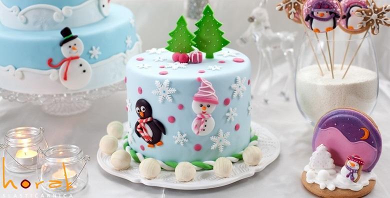 Torta od čokolade iz Slastičarnice Horak
