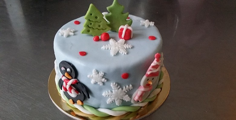 Torta od čokolade iz Slastičarnice Horak - slika 2