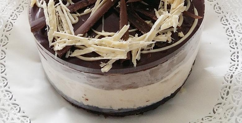 [TORTA PO IZBORU] Čokoladna ili voćna delicija raznih kombinacija za 145 kn!