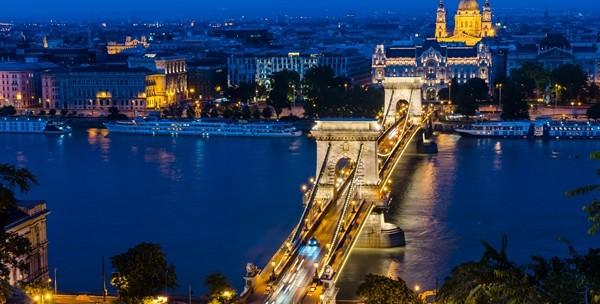 Budimpešta – Advent 1 dan
