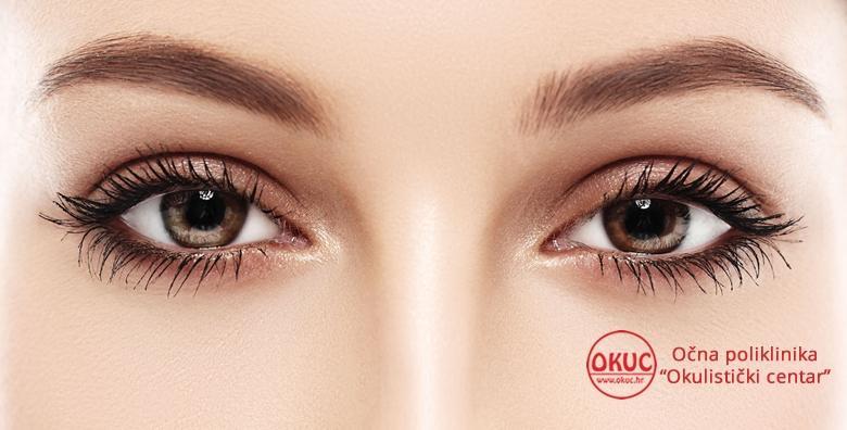 Korekcija vjeđa na oba oka - birajte između gornjih ili donjih kapaka za 3.999 kn!