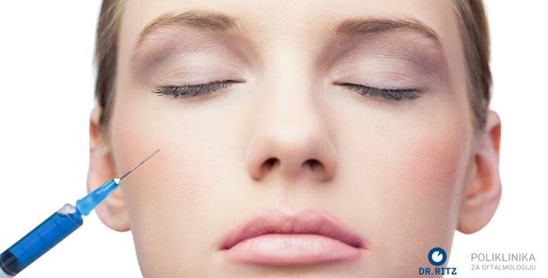[BOTOX]  Izbrišite bore s lica u samo nekoliko minuta i vratite mladenački izgled u Poliklinici Dr. Ritz od 749 kn!