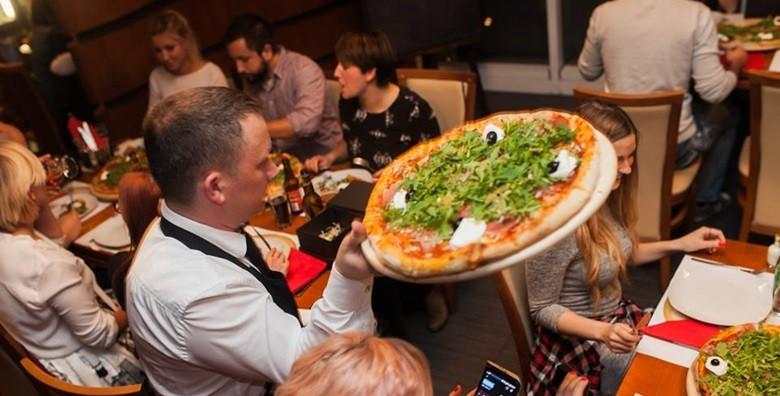 Jumbo pizza po izboru - slika 4