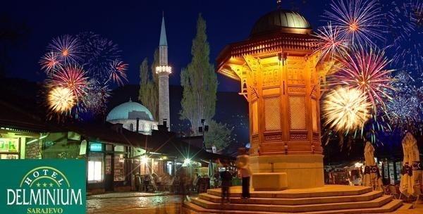 [NOVA GODINA] Doživite magičnu atmosferu Sarajeva za vrijeme blagdana - 4 dana s doručkom za dvoje u Hotelu Delminium*** za 899kn!