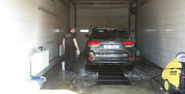 Kemijsko čišćenje unutrašnjosti automobila i vanjsko pranje - slika 2