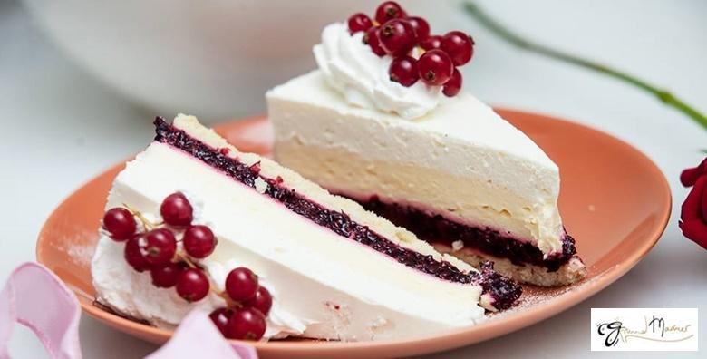 Torta po izboru u slastičarnici Grand Marnier
