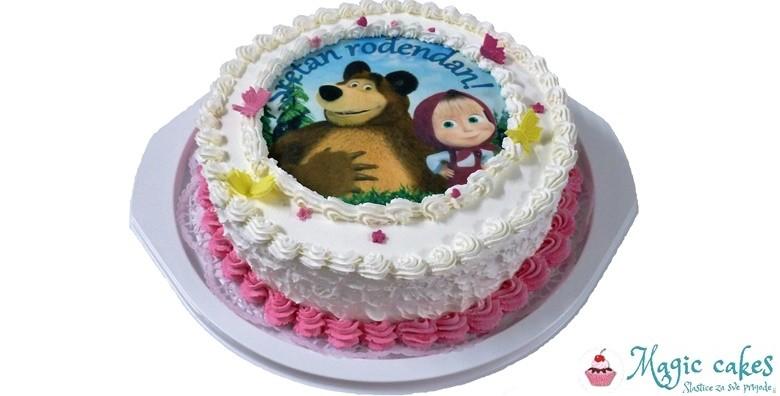 Ledeni vjetar ili čokoladna torta s natpisom - slika 11
