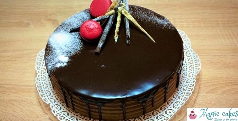 Ledeni vjetar ili čokoladna torta s natpisom - slika 5
