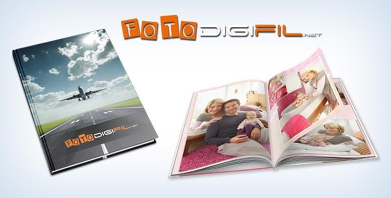 [FOTOKNJIGA] Tvrdi uvez sa 40 stranica - poklon za svaku priliku za 159 kn!