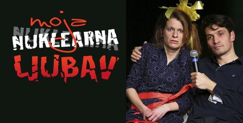 Predstava Moja nuklearna ljubav u Lisinskom - slika 5
