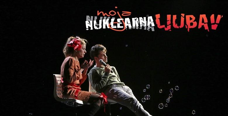 Predstava Moja nuklearna ljubav u Lisinskom - slika 6
