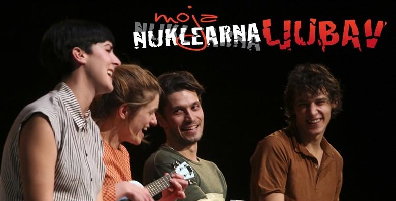 Predstava Moja nuklearna ljubav u Lisinskom - slika 7