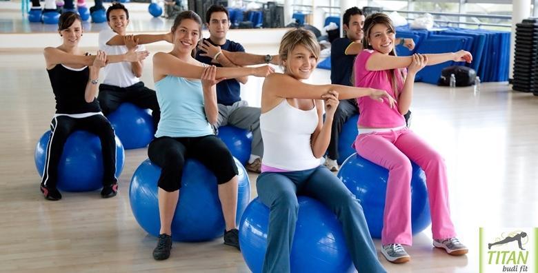 Pilates - mjesec dana vježbanja
