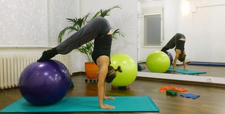 Pilates - mjesec dana vježbanja - slika 2